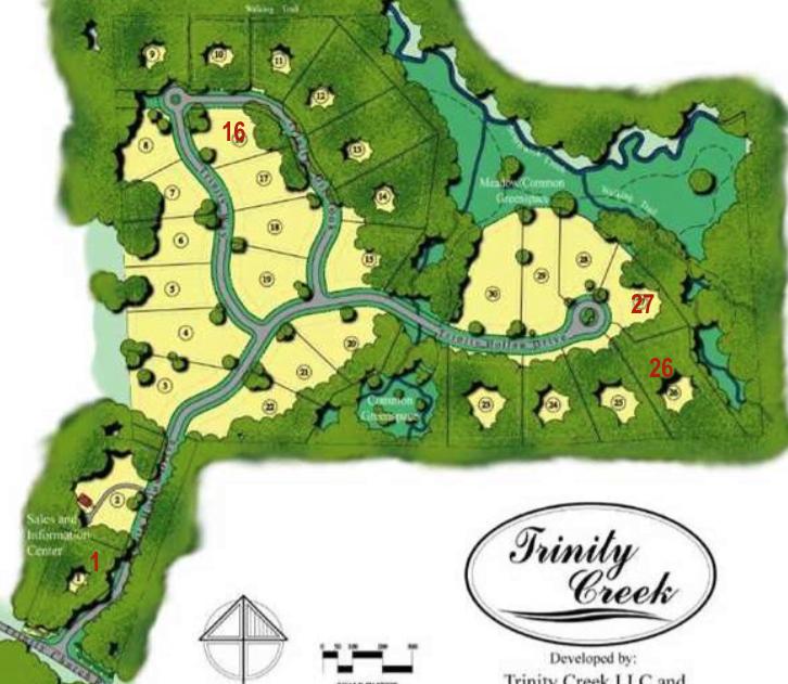 Trinity Creek