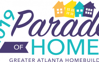 Our Courtyard home is in the Greater Atlanta Home Builders Association Parade of Homes…..