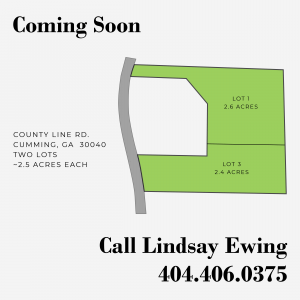 County Line Lots