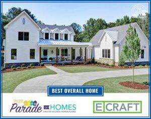 Parade of Homes Winner